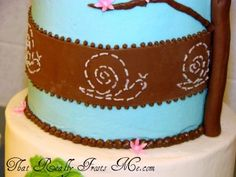 That Really Frosts Me: Fondant Ribbon Tutorial