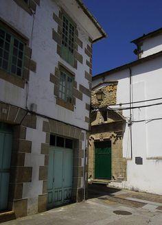 Dans les rues de la vieille ville, Mondoñedo, comarque de la Mariña Central, province de Lugo, Galice, Espagne. | Flickr - Photo Sharing!