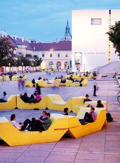 AFAR.com Place: Museums Quartier Vienna by Eva Schmiedleitner