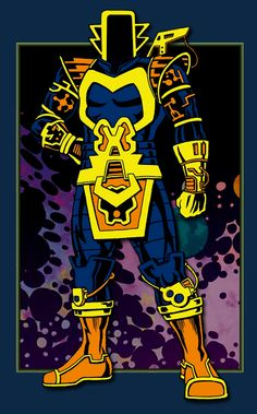 MARVEL - One Above All/ The Prime Celestial (El Primer Celestial) - CELESTIALES