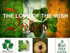 THE LOVE OF THE IRISH