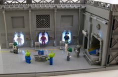 Lego ' Museum of Mankind, Planet Zarg' | Flickr - Photo Sharing!