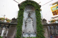 Manneken-Pis, il monello di Bruxelles