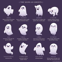 #Ghost #star #sign #astrology #Halloween #scary