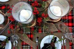 christmas table ideas 2015 - Szukaj w Google