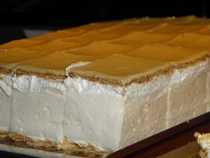 Food Cakes, Cake Recipes, Cheesecake, Fondant, Food And Drink, Gluten, Pudding, Sweets, Cookies