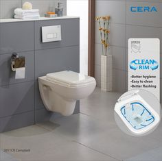 Give your personal space the much needed ‪#‎style‬ and ‪#‎hygiene‬ with ‪#‎CERA‬ 2011CR Campbell. ‪#‎reflectsmystyle‬