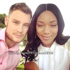 Nigerian Bae @racheladedeji & her husband ❤️ #interacial #love #bestfriends #mixed #mixedcouple #black #white #marriage #bmww #blackgirl #whiteboy #follow #selfie #relationshipgoals #cute #photo #happy #beautiful #makeup #sexy #hot #photooftheday #smile #dimples #summer #fun #motivation #blueeyes