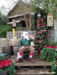 Celebrate Christmas with Nowell in Canada at Epcot's World Showcase