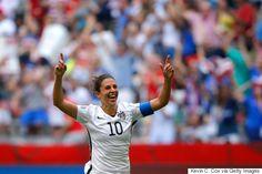 U.S.A. Beats Japan 5-2 To Win Womens World Cup