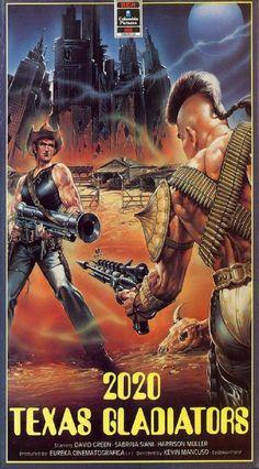 2020 Texas Gladiators (1982)