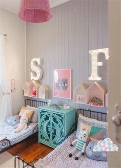Αποτέλεσμα εικόνας για παιδικο δωματιο για 2