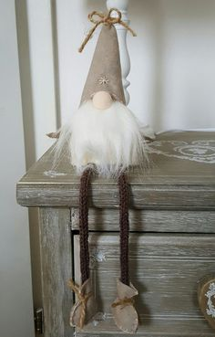 Gnome Elf by Creazionidiluciacom on Etsy
