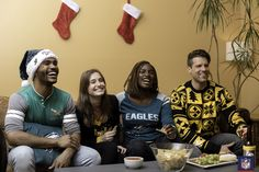 No matter how you celebrate, make the holidays all about the game.