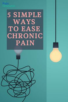 50 million Americans suffer from chronic pain. Let's look at 5 simple ways to ease chronic pain so you reclaim your life and do the things you want to do. Chronic Pain Quotes, Cidp, Randomized Controlled Trial, Holistic Remedies, Pain Management, Chronic Illness, Fibromyalgia, Pain Relief, Simple Way