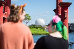 It's no secret that Epcot is my favorite Disney Park (Hellooooo, Food & Wine Festival!) so I was super excited when Victoria told me that she wanted to propose to Ember at the Japan Pavilion in Epcot. Victoria popped the question and Ember popped it right back! Congrats, you two!