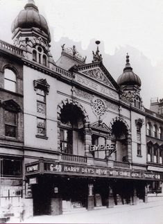 Empire Theatre Charles Street Sheffield #socialsheffield #sheffield