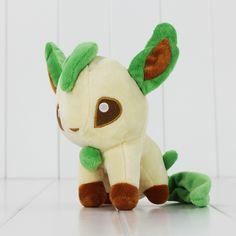 Pokemon Plush Toys Anime Poke Eevee Stuffed Doll Umbreon Leafeon Espeon Vaporeon Flareon Sylveon 5''13cm