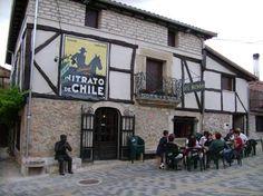 Restaurante frutos - Mecereyes (Burgos) 652263507 Por 20 euros te sacan hasta que no puedes mas. Muy recomendable