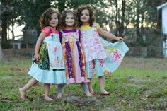 The tiara twins and another little adorable model photographed by Bobby Dalto wearing SnowBabies Boutique