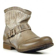 COBE Bunker ankle boot for summer.