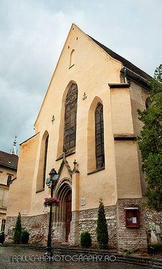 The Monastery Church in Sighisoara   Romania