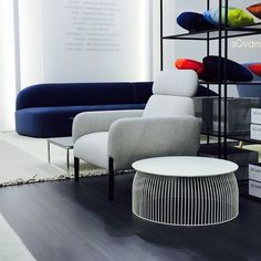 Join armchair by formuswithlove in kvadrattextiles fabric from LaCividina via ownworldcomau