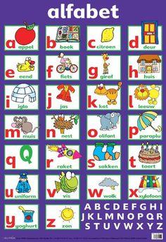 Preschool Writing, Preschool Worksheets, Preschool Learning, Preschool Activities, Alphabet Writing Practice, Teaching The Alphabet, Pre Writing, Kids Writing, Learn Dutch