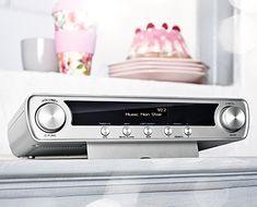TERRIS Küchenradio incl. DAB+ ALDI Süd Radios