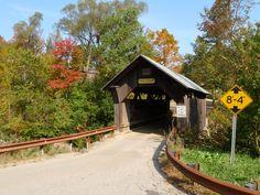 Emily's Bridge | Stowe, Vermont