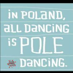 Pole dancing:)
