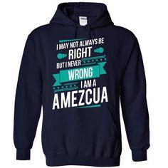 AMEZCUA - #tee ball #tshirt sayings. GET YOURS => https://www.sunfrog.com/Names/AMEZCUA-4594-NavyBlue-49632201-Hoodie.html?68278