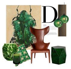 """Interior nr 6"" by valerie-42 on Polyvore featuring interior, interiors, interior design, Zuhause, home decor, interior decorating, BoConcept, Home Decorators Collection, Driade und Jaipur"