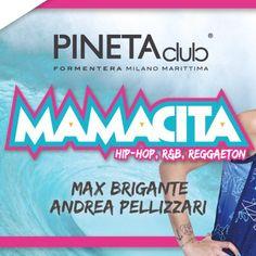 #MaxBrigante Max Brigante: Per tutti gli Amici che sono sulla Isla ...ci vediamo stasera @mamacitaclub @pinetaclubformentera #formentera #summer15 #hiphop #reggaeton