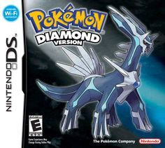 Pokemon - Diamond Version Nintendo