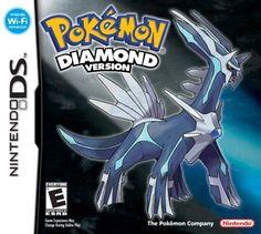 Pokemon - Diamond Version (Nintendo DS)