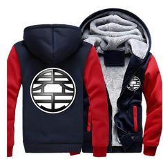 Gumstyle Kantai Collection Anime Unisex Full-Zip Hoodie Coat Winter Thicken Fleece Warm
