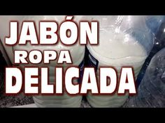 JABÓN DETERGENTE PARA ROPA DELICADA - YouTube Organization Hacks, Soap, Make It Yourself, Tips, Youtube, Laundry, Cleaning, Laundry Detergent, Natural Laundry Detergent