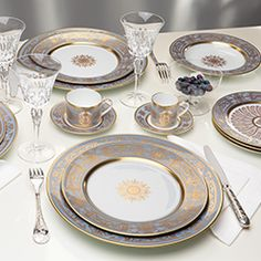 Bernardaud Dinnerware Constance Limoges Collection | Dinnerware China and Porcelain & Bernardaud Dinnerware Constance Limoges Collection | Dinnerware ...