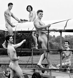 Pin for Later: The Warwick Men's Rowing Team Gets Naked For a Great Cause Source: Warwick Rowers Men's Rowing, Rowing Team, Rowing Club, Warwick Rowers, Lgbt Community, Athletic Men, Poses, Transformation Body, Sensual