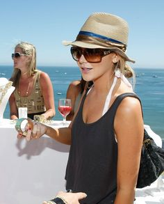 Stephanie Pratt Hats
