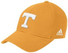 NCAA Tennessee Volunteers Structured Adjustable Hat, One Size Fits All,Orange adidas. Save 25 Off!. $11.26