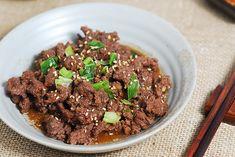Easy Korean Beef Bulgogi - kimkim cooking