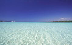 Le Saline beach in #Calasetta #Sardinia