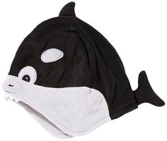 Billabong Boys Sea Monsters Beanie Hat, Black, One Size