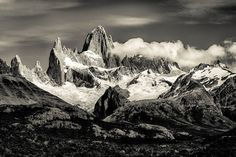 Mt Fitzroy Photo by Pawel Krupinski — National Geographic Your Shot