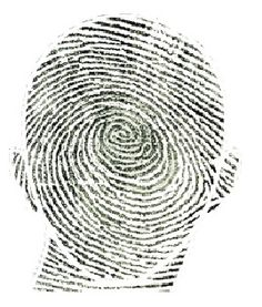 in person identity- my fingerprint