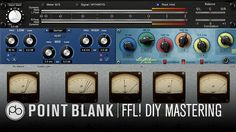 DIY Mastering: Get Loud, Bright and Balanced Tracks using Free Plugins (...