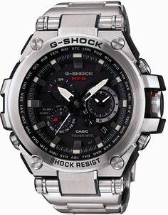 Amazon.co.jp: [カシオ]Casio 腕時計 G-SHOCK MT-G TRIPLE G RESIST 世界6局電波対応ソーラーウォッチ スマートアクセス タフムーブメント搭載 MTG-S1000D-1AJF メンズ: 腕時計通販