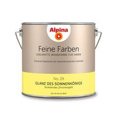 Superb Alpina Feine Farben No. 29 U2013 Glanz Des Sonnenkönigs. #Design #DIY #